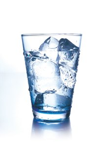 495182-blue-water-glass